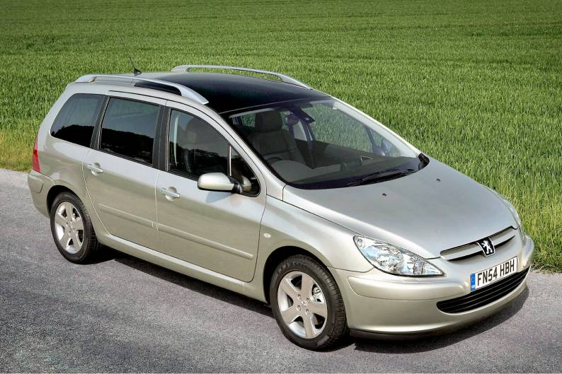 peugeot 307 sw 2002 2008 used car review review car. Black Bedroom Furniture Sets. Home Design Ideas
