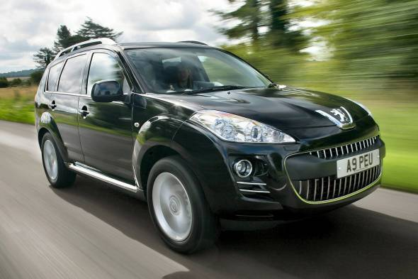Peugeot 4007 (2007 - 2012) review