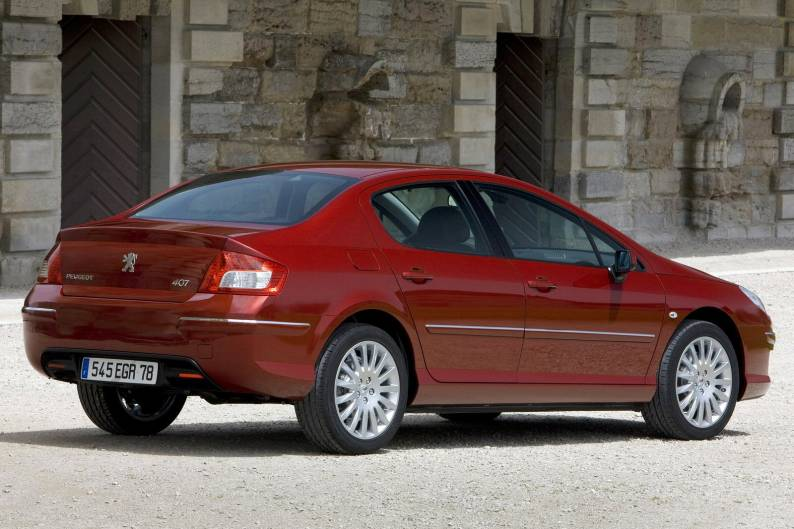 Peugeot 407 (2004 - 2011) review