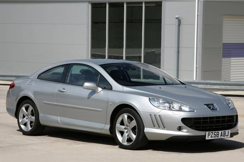 Peugeot 407 Coupe (2005 to date) used car review