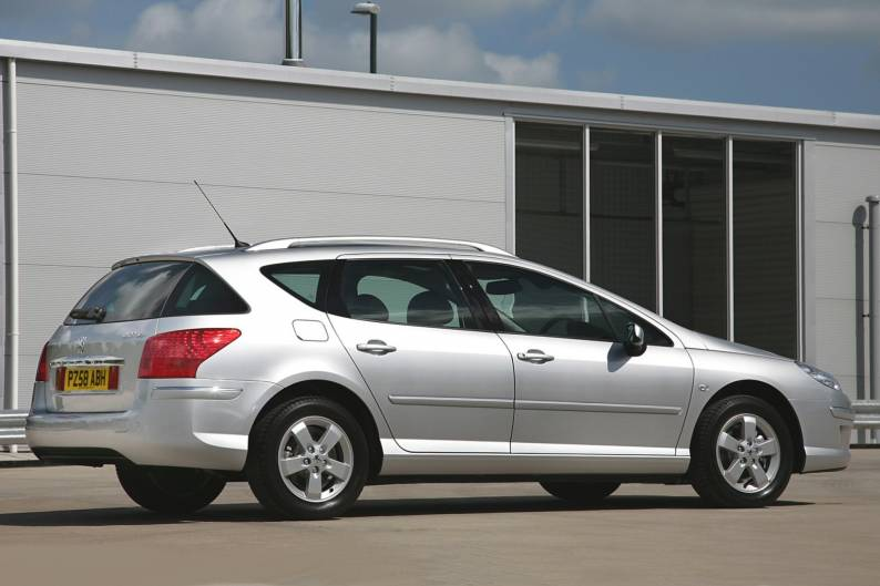 Peugeot 407 SW (2004 - 2011) used car review