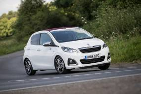 Peugeot 108 Top! Cabrio review