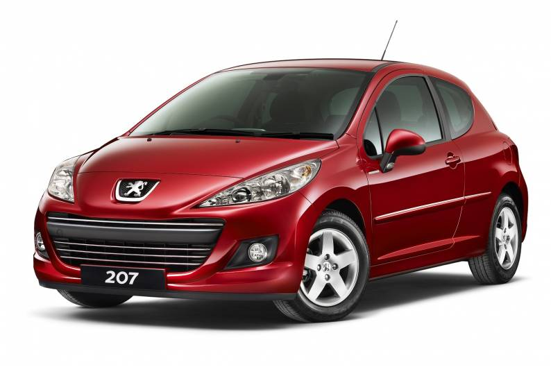 peugeot 207 2010 2012 used car review review car review rac drive. Black Bedroom Furniture Sets. Home Design Ideas