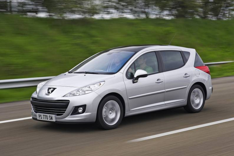 Peugeot 207 SW (2007 - 2012) review