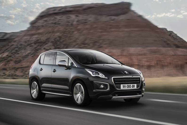 Peugeot 3008 Crossover BlueHDi range review