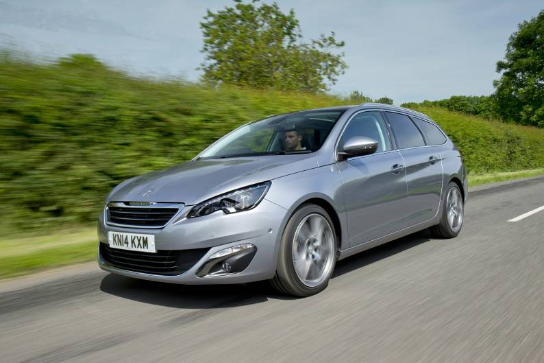 Peugeot 308 SW review