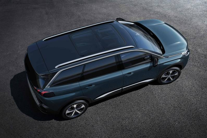 Peugeot 5008 - Preview review