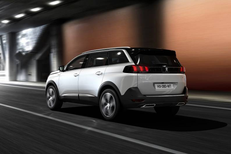 peugeot 5008 preview review car review rac drive. Black Bedroom Furniture Sets. Home Design Ideas
