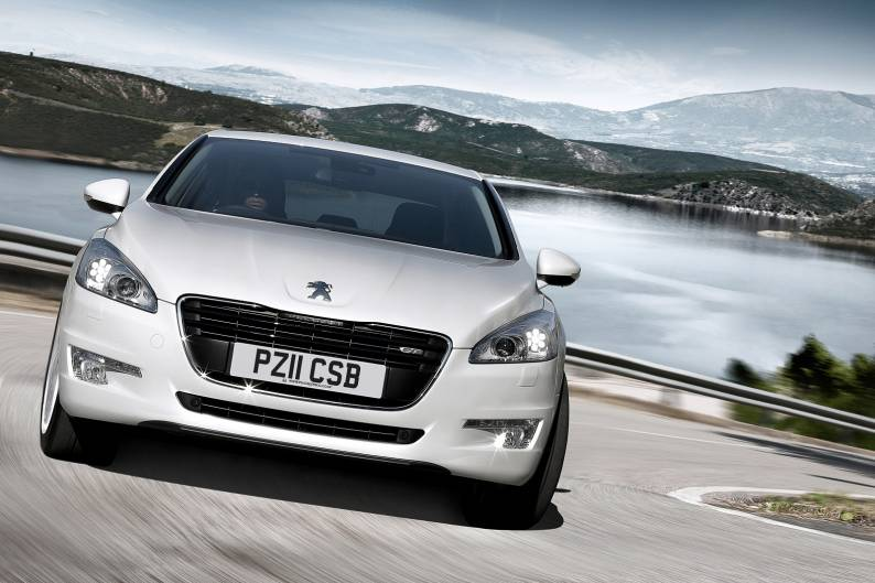 peugeot 508 hybrid4 saloon review review car review rac drive. Black Bedroom Furniture Sets. Home Design Ideas