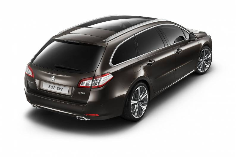 Peugeot 508 SW review