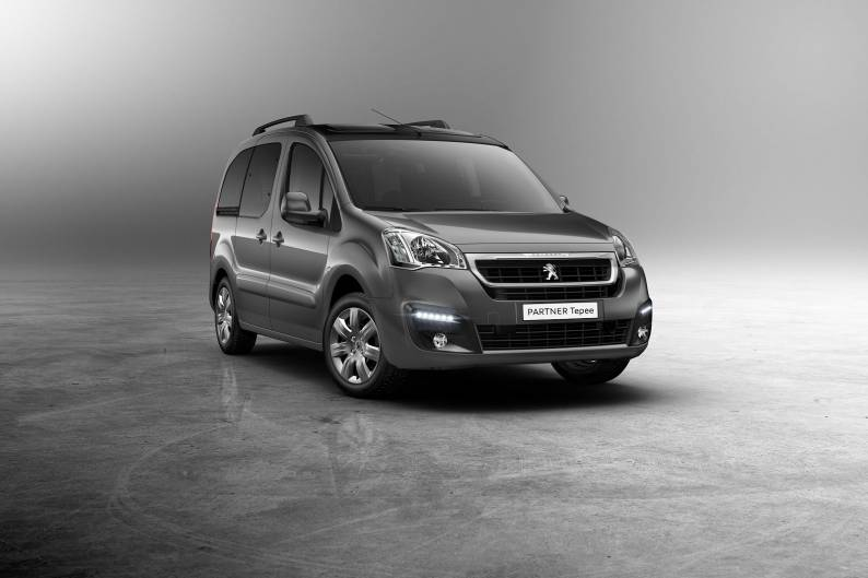 Peugeot Partner Tepee review