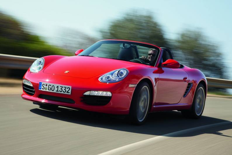 Porsche Boxster '987 Series' (2004-2012) review