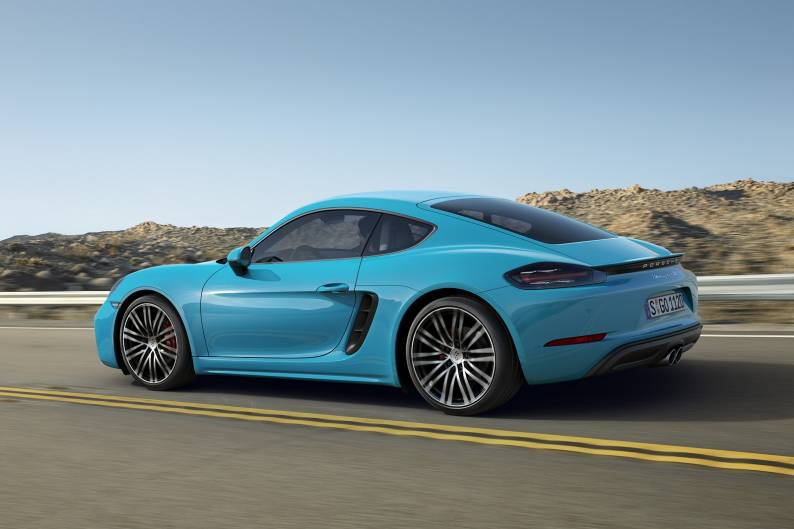 porsche 718 cayman s review review car review rac drive. Black Bedroom Furniture Sets. Home Design Ideas