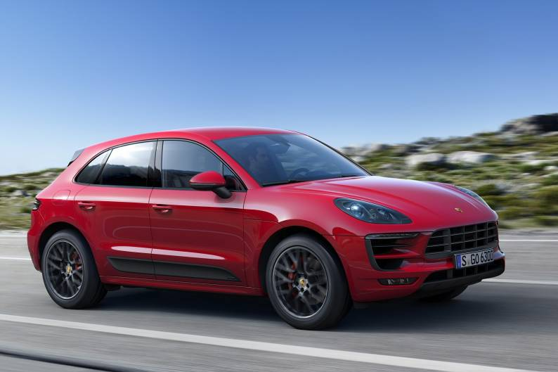 Porsche Macan GTS review