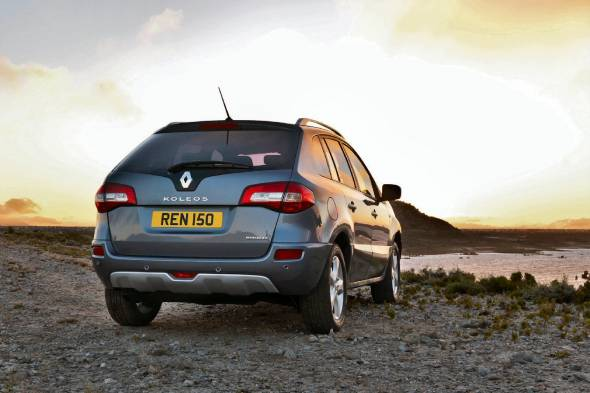 Renault Koleos (2008 - 2010) used car review