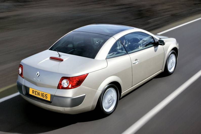 Renault Megane CC (2003 - 2010) used car review
