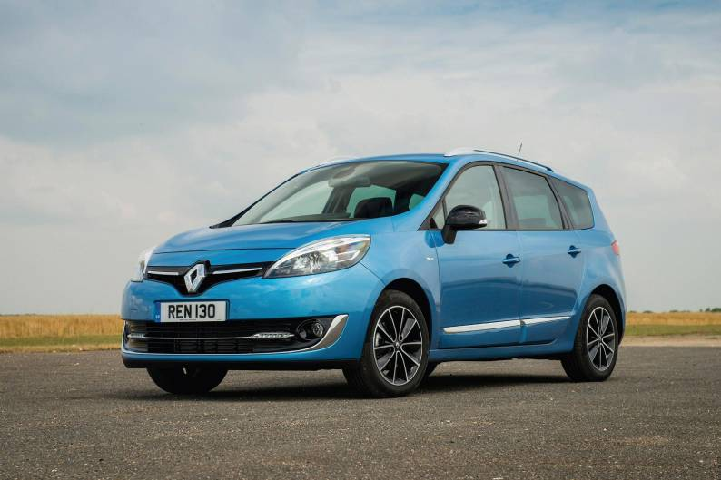 renault grand scenic car review rac drive. Black Bedroom Furniture Sets. Home Design Ideas