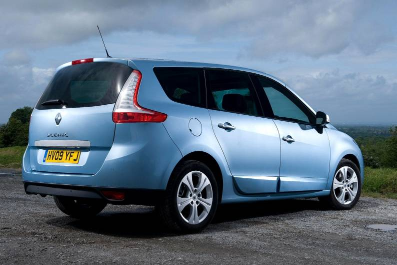 Renault Grand Scenic (2009 - 2012) review
