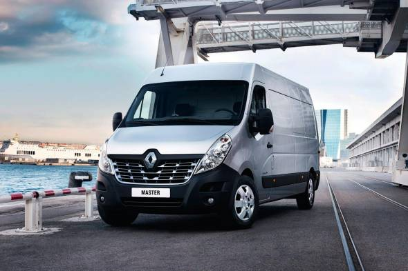 Renault Master review