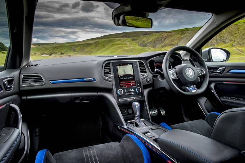 Renault Megane GT Nav TCe 205 EDC review