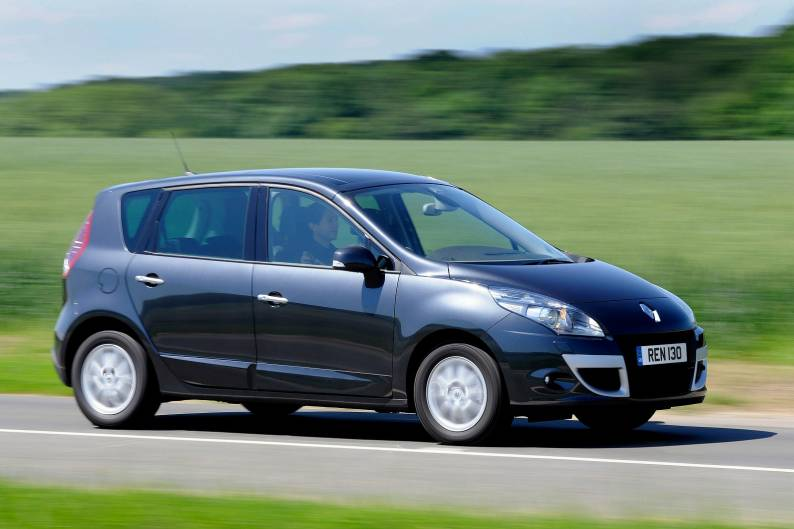 renault scenic 2009 2012 used car review review car review rac drive. Black Bedroom Furniture Sets. Home Design Ideas