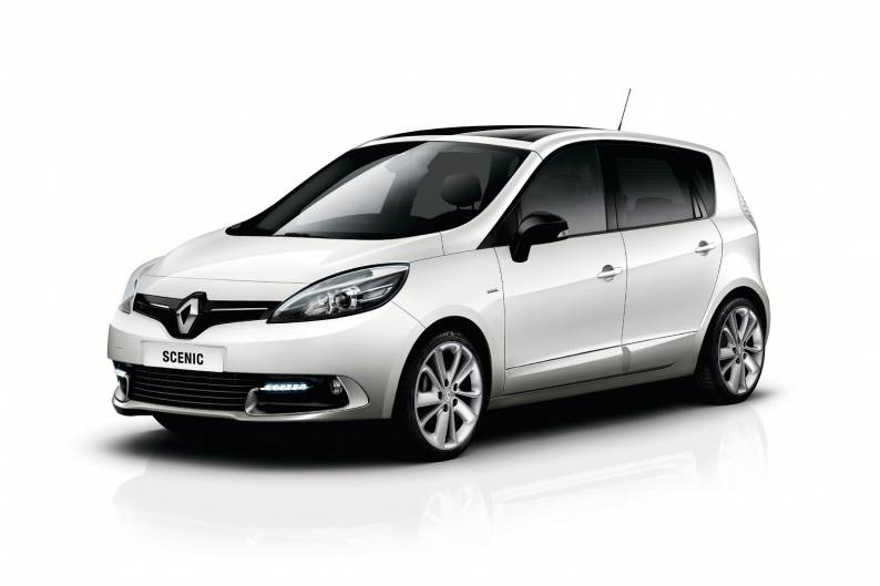 Renault Scenic Limited