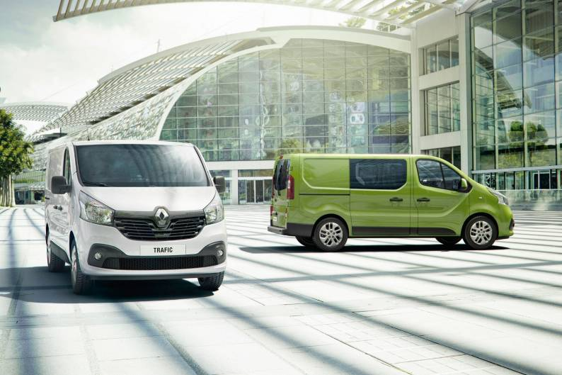 Renault Trafic review