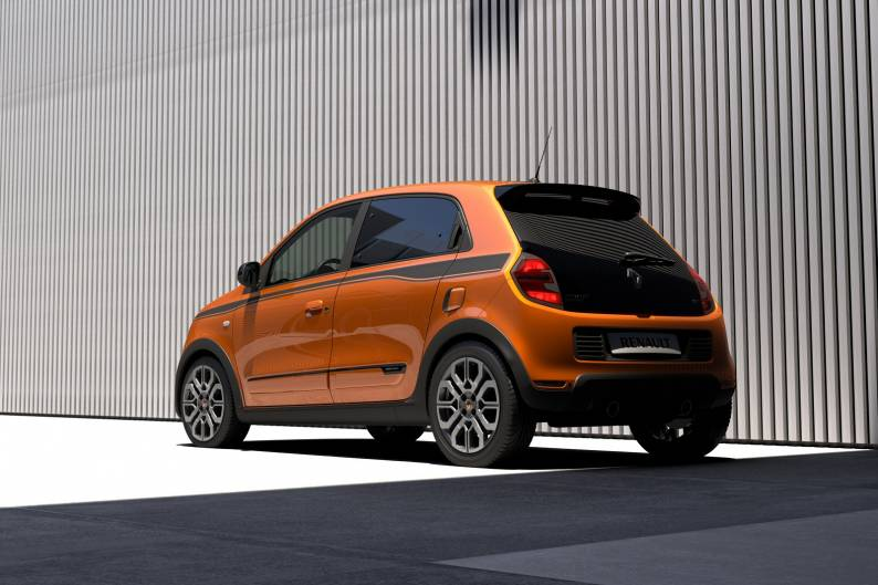 Renault Twingo GT review