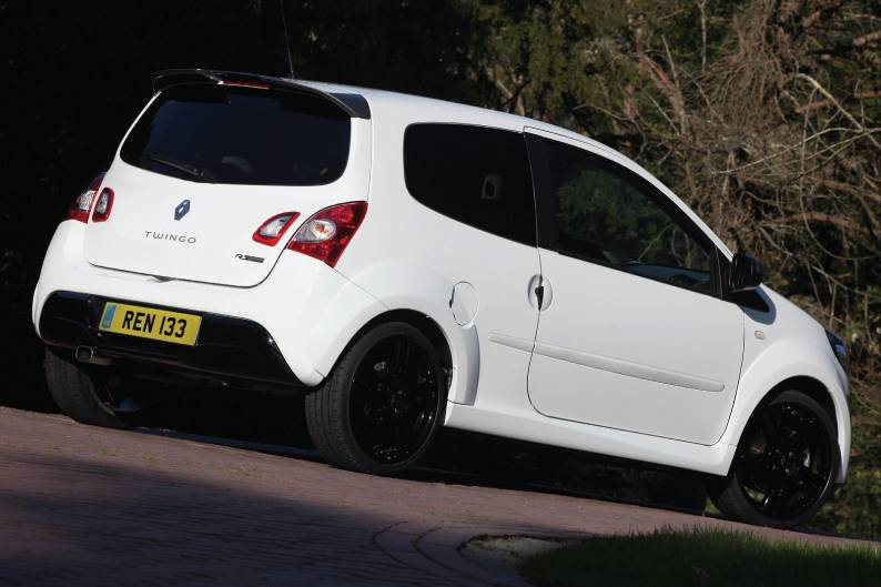 Renault Twingo (2011 - 2014) review
