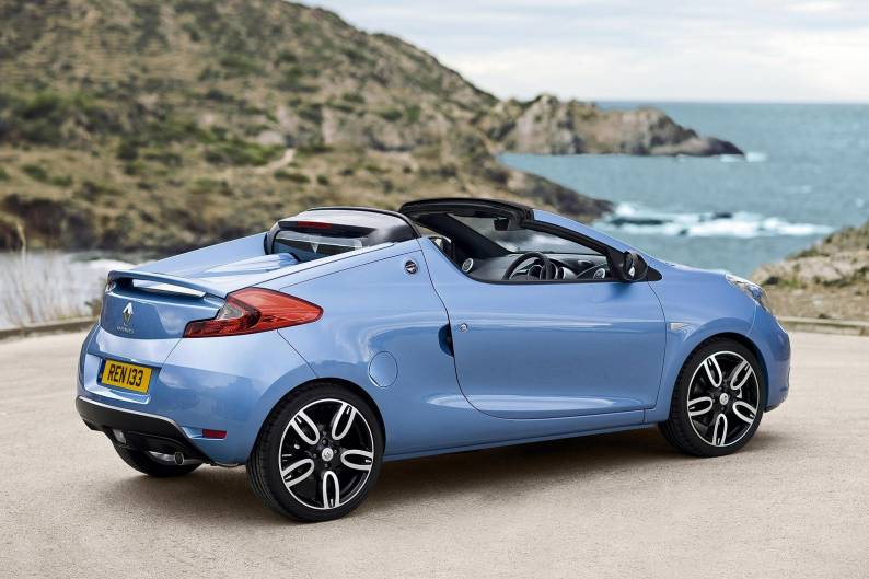 Renault Wind Roadster (2010 - 2011) review