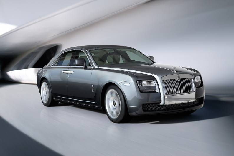 Rolls-Royce Ghost review