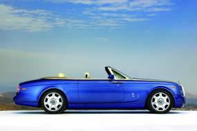 Rolls-Royce Phantom Drophead Coupe review