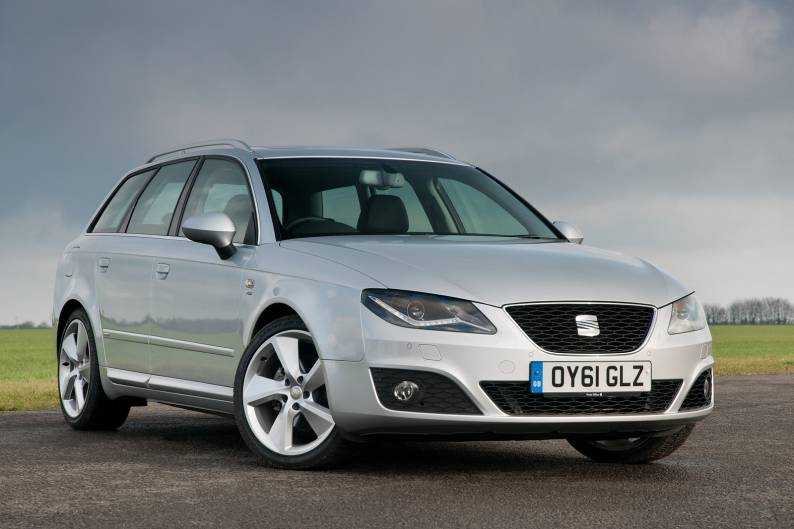 SEAT Exeo (2009 - 2013) review