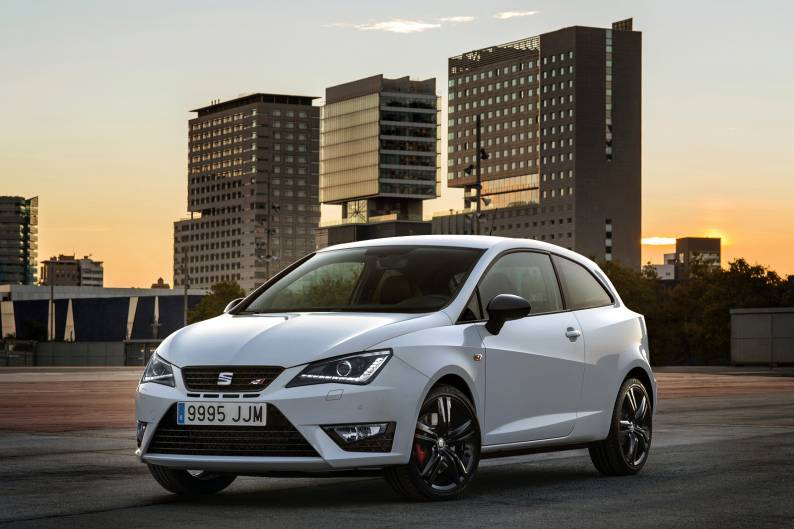 SEAT Ibiza Cupra review