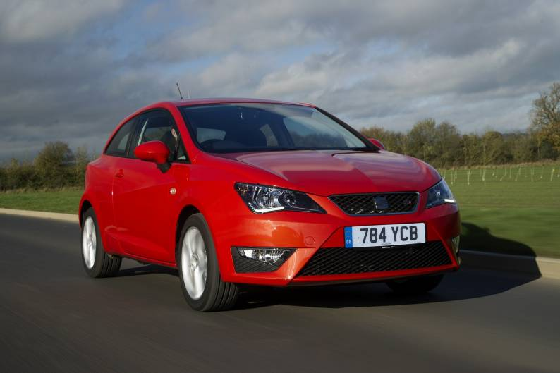 SEAT Ibiza FR 1.4 TDI review