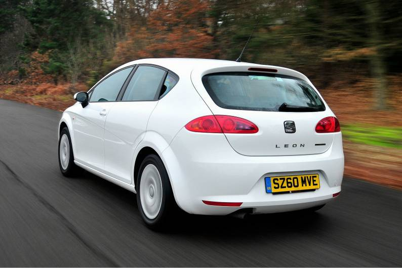 seat leon 2005 2009 used car review review car. Black Bedroom Furniture Sets. Home Design Ideas