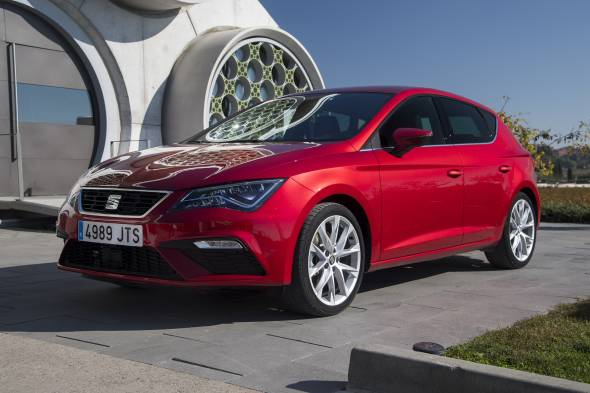 SEAT Leon 1.2 TSI review