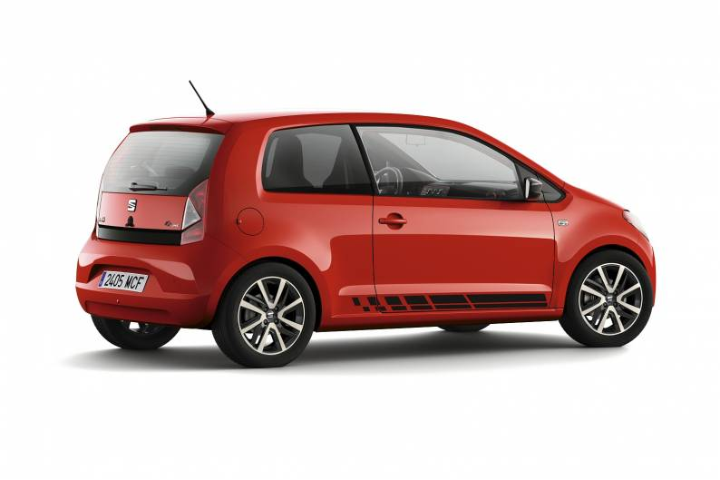 SEAT Mii by MANGO review