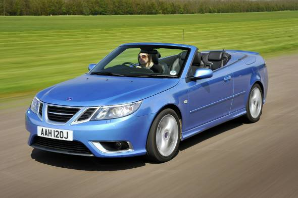 Saab 9-3 Convertible (2003 - 2012) review
