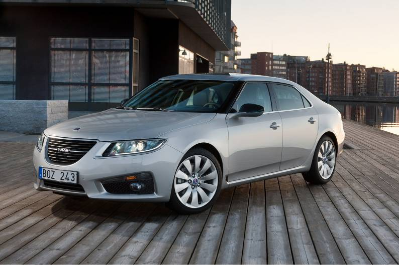 Saab 9-5 (2010 - 2012) review