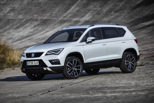 SEAT Ateca - Preview review
