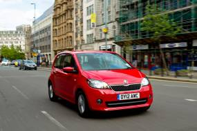 Skoda Citigo 1.0 75PS GreenTech review