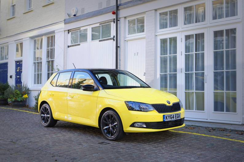 skoda fabia review review car review rac drive. Black Bedroom Furniture Sets. Home Design Ideas