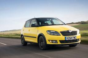 Skoda Fabia 1.4 TDI review