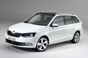 Skoda Fabia Estate review