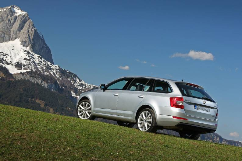 Skoda Octavia Estate 4x4 review