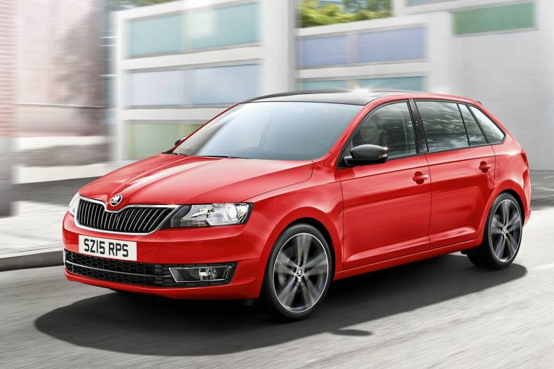 Skoda Rapid Spaceback 1.2 TSI review
