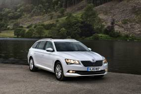 Skoda Superb Estate review
