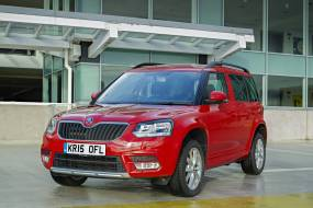 Skoda Yeti 1.2 TSI review