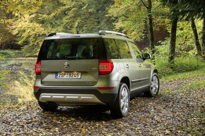 skoda yeti outdoor review car review rac drive. Black Bedroom Furniture Sets. Home Design Ideas